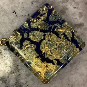 Murano Glass Venetian Pendant